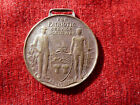 WW1 U.S. ARMY 1917/19 SERVICE WORLD WAR MEDAL PVT. WAGNER. presented ALBANY CITY