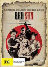 Charles Bronson DVD & Blu-ray Movies RED
