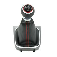 For VW Scirocco 2009 2010 2011 2012 2013 6 Speed Car Gear Stick Level Shift Knob