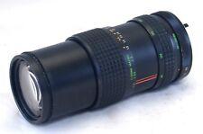 for Pentax K SLR 80-200mm f/4.5 Zoom Macro Lens Japan