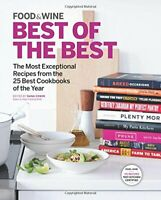 Cook Book - Food & Wine Best of the Best Volume 18 - Edited by Dana Cowin