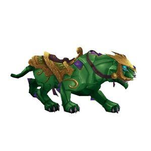 Jade Panther ✯ WoW Mount ✯ All EU Servers ✯ World of Warcraft