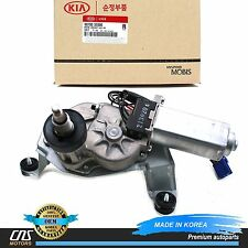 GENUINE Windshield Wiper Motor Rear Fits 03-09 Kia Sorento OEM 98700-3E000