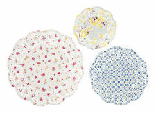 Doilies Paper Lace Doily Pk 24 Pink Shower Weddings Parties in 3 Sizes