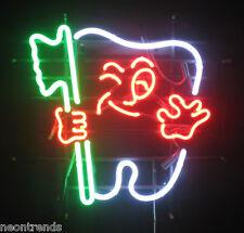 @ Zahn Tooth Bürste Neonreklame Neon signs Neonschild news Neonwerbung