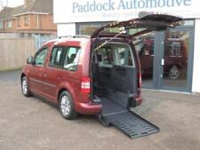 Volkswagen 3 Seats Disabled Vehicles
