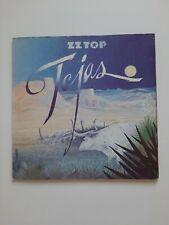 ZZ TOP / Tejas / WB 56 605 (BSK 3272) / LP