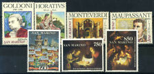 San Marino 1993 Sass. 1394-1400 MNH 100% Copyright celebrations, Adoration of t