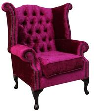 Hochwertiger Chesterfield Sessel Sitz Club Lounge Fernseh Sofa Relaxsessel Neu