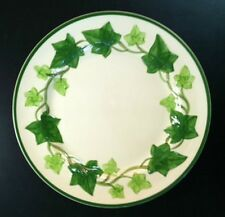 """Ivy Pattern Dinner Plate Franciscan 10 3/8""""  [C]"""