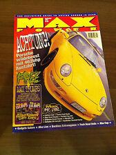 Max Power Magazine September 1997 Mk2 Golf, R5 GT Turbo, Nova GTE,Cosworth,Corsa
