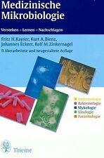 Medizinische Mikrobiologie. Verstehen - Lernen - Nachsch...   Buch   Zustand gut