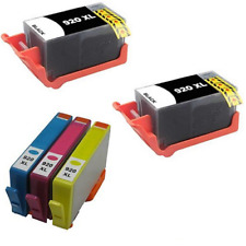 HP 920XL Compatible 5 Multi Pack Ink Cartridge (B/C/M/Y)