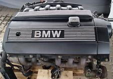 BMW E36 323i 323ti E39 523i Motor Triebwerk Engine  256S3 M52B25 2,5L 170PS M52