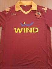 maglia as roma totti no match worn 2013 14