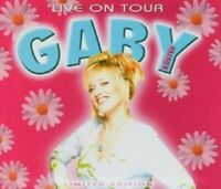 "GABY KÖSTER ""LIVE ON TOUR"" CD NEUWARE"