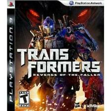Transformers Revenge of the Fallen Playstation 3 Game PS3 Used Complete