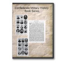 Confederate Military History Book Series - 12 Volumes American Civil War CD B517