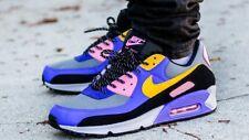 Nike Air Max 90 QS Persian Violet Pollen Rise CN1080-500 Running Shoes Men's NEW