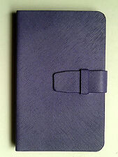 Purple Folio cover case for Amazon Kindle Keyboard edition by Aquarius.