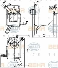 8MA 376 789-731 HELLA Expansion Tank  coolant