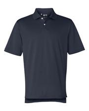 ADIDAS Golf Men's ClimaCool Short Sleeve Polo Shirt NEW A03 NAVY Medium