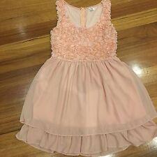 ValleyGirl Size 10 Dress Pink Cocktail Evening New Bnwot
