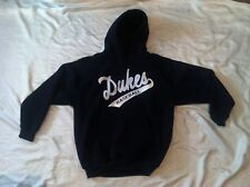 Dukes Baseball Blue Devils Hoodie Pullover Sweatshirt  GS Sport Wear Size M