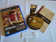 Prisoner of War Excelente Español PS2