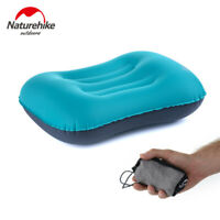 KCASA Portable Ultralight Inflatable Air Pillow Cushion Travel Hiking   a1z