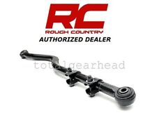 "2007-18 Jeep JK Wrangler 2.5""-6"" Rough Country Adjustable Front Track Bar [1179]"
