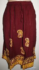 New Fair Trade Skirt S 8 10 Hippy Ethnic Festival Summer