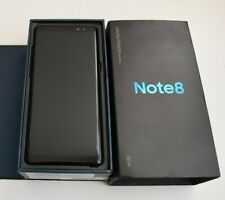 Samsung Note 8 (SM-N950F) Unlocked Black