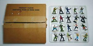 GI Joe Cobra 1988 1989 Mini Micro Figures Figurine Insert Complete Set of 20