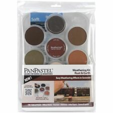Panpastel 7 Clr Set-Rust