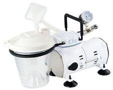 Roscoe Medical Dental Cliq Heavy-Duty máquina de aspiración aspirador CF608 Nuevo