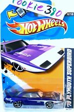 2012 Hot Wheels MUSCLE MANIA MOPAR ∞ '70 PLYMOUTH SUPERBIRD ∞ CLASSIC MUSCLE PRP