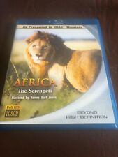 IMAX - Africa: The Serengeti - DVD - Free Shipping. V/G Condition.