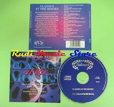 CD THE STARSHINE ORCHESTRA & CHORUS Classics at the movies 1995(Xs5)no mc lp dvd