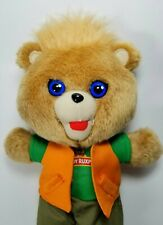 """Teddy Ruxpin Singing Talking Adventure Plush Bear 2018 11"""" EUC"""