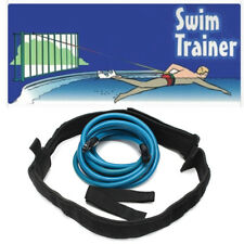 4M Swimming Bungee Exerciser Leash Training Hip Swim Belt Cord Safety Pool Tool