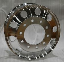 Commercial Truck Trailer 22.5 X 8.25 Forged Aluminum Wheel Machined Hub Pilot