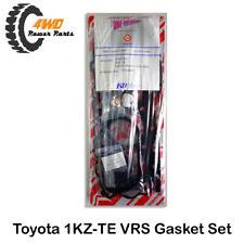 Toyota Hilux KZN185 VRS Gasket Set 1KZ-TE Turbo Diesel Japan Made 1995-2000 H345