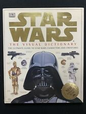 Star Wars The Visual Dictionary Guide to Character and Creatures