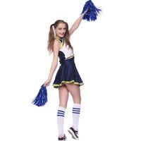 Kim Possible Cheerleader uniform Cosplay Costume custom made HH.1056