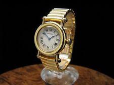 Cartier Diabolo 18kt 750 Yellow Gold Women's Watch / Ref 1440 0/Caliber 157