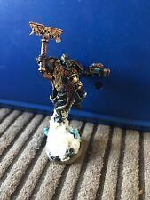 Warhammer 40k Space Wolf Priest Conversion