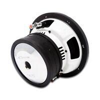 "CT Sounds Tropo 8"" D4 250 Watt RMS Subwoofer 8 In Dual 4 Ohm Car Audio Bass Sub"