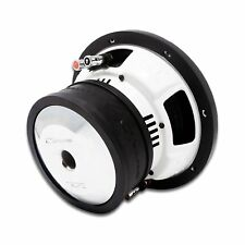 "CT Sounds Tropo 8"" D4 250 Watt RMS Subwoofer 8 Inch Dual 4 Ohm Car Audio Sub"