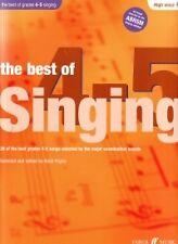 BEST OF SINGING Grades 4-5 Pegler High + CD*